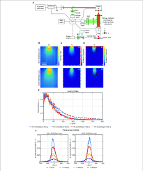 Detection Of Light Scanning Pinhole Detection Of The Excitation Light Field For