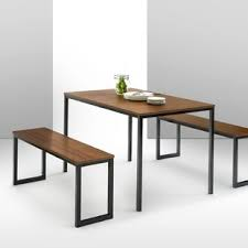 therrien 3 piece dining table set