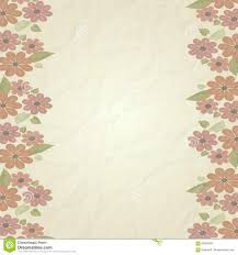 soft pink vintage background.  Background Download Vintage Background Old Paper Texture With Faded Soft Pink Flowers  On Left And Right Background P