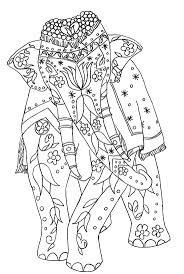 indian elephant coloring pages for s 73 elephant coloring