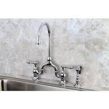 Bridge Kitchen Faucets For Less
