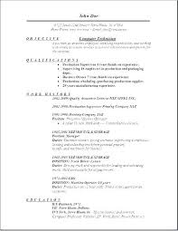 Computer Technician Resume Objective Impressive It Technician Resume Computer Repair Technician Resume Sample