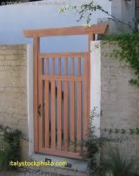 wooden gate ideas