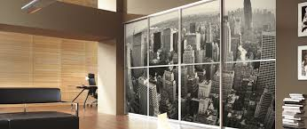 Image mirrored sliding closet doors toronto Makeover Custom Graphic Closet Doors Solarenergiinfo Custom Closet Organizers Sliding Doors In Toronto Komandor