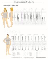 Studio 17 Size Chart Size Charts Metric Womens Size Chart Sewing Patterns