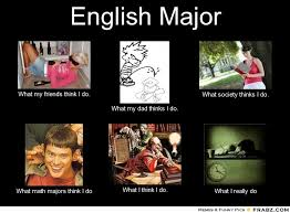 I'm An English Major But I'm Not... | The Odyssey via Relatably.com