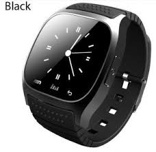 Waterproof Smartwatch M26 Bluetooth Smart Watch With LED Alitmeter Music Player Pedometer For Apple Ios Android Phone Mobile - Buy Online @ Best Price in India