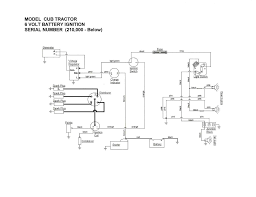 ford 8n 6 volt ignition wiring diagram freddryer co 8N Ford Tractor 12 Volt Wiring Diagram 8n ford tractor wiring diagram 6 volt luxury farmall cub transmission google search ford 8n