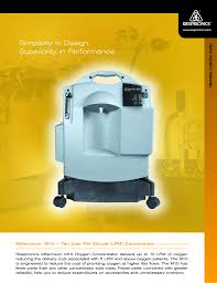 Everflo Oxygen Concentrator Yellow Light Simplicity In Design Superiority In Performance Millennium