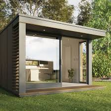 home office pod. From A Small Home Office Or Self-contained Living Annex To Commercial Public Sector Pod ,