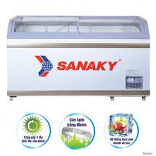 Tủ đông kính lùa Sanaky VH888K— Hàng chính hãng giá tại KHO