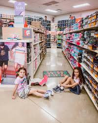 Back To School Shoe Shopping Feeling A Little Famous