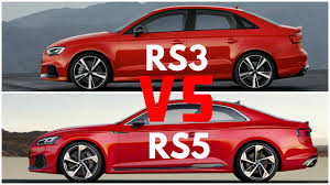 2018 audi rs5. modren rs5 2018 audi rs5 coupe vs rs3 sedan to audi rs5