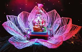 ganpati decoration ideas for home on ganesh places to visit