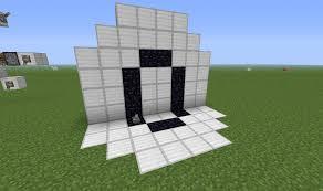 minecraft door. 2x3 Flush Piston Door - Redstone Discussion And Mechanisms Minecraft: Java Edition Minecraft Forum