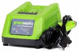 <b>Зарядное устройство greenworks</b> G24C 2903607 24 В — купить ...