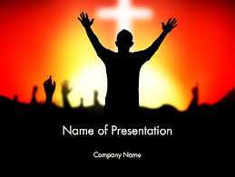 Christian Counseling Powerpoint Template Backgrounds 14003