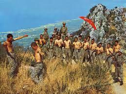"""Yüzbaşı Price on Twitter: """"Kıbrıs Barış Harekâtı sırasında Beşparmak  Dağlarında eğlenen Bolu Komando Tugayı personeli. #20Temmuz1974… """""""