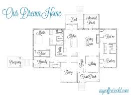 house single story plans without garage open floor large single story floor plans best one