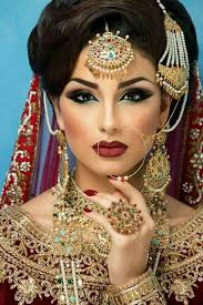 do makeup for wedding party indian
