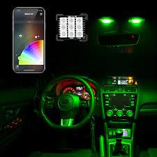 Led Dome Light Bulb Kit Xkchrome Smartphone App Controlled