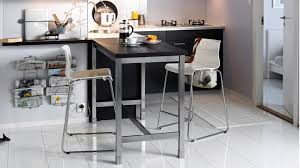 image of contemporary ikea bar table
