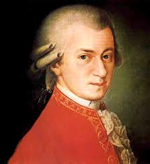 Resultado de imagem para fotos ou imagens de Wolfgang Amadeus Mozart
