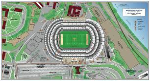 Ut Neyland Stadium Seating Chart Custom Graphics Charles A Reeves Jr