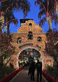 Festival Of Lights At The Mission Inn Riverside Riverside Local Mission Inn Festival Of Lights Festival