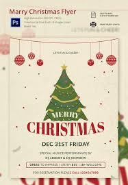 Christmas Program Templates 44 Free Christmas Templates Designs Psd Ai Free