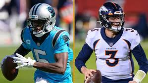 This is a really cool inside look at the #panthers negotiating a free agent deal with agent @erikburkhardt for te dan arnold. Live Nfl Updates Denver Broncos Vs Carolina Panthers 12 13 2020 9news Com