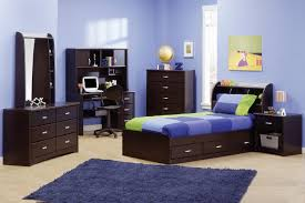 Image Ashley Furniture Arrow Furniture Contemporary Chocolate Youth Bedroom