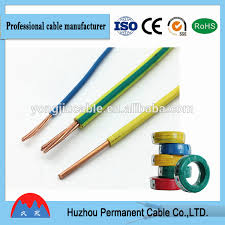 Electric Cabling Pure Copper Cable Electric Wire Copper