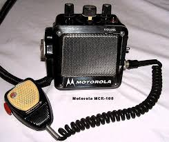 motorola in car police radio. the mcr-100 represents motorola\u0027s exit from \ motorola in car police radio