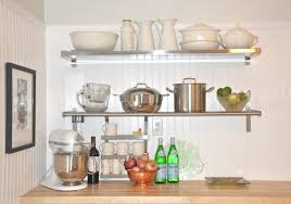 Small Picture Wall Mounted Metal Kitchen Shelving