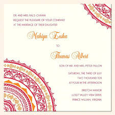 Mehndi Invitation Wording Cards Card Wordings Invitation Wording