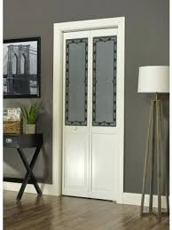 interior bifold door with french glass eclipse architectural folding hardware system