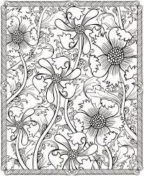 Small Picture Fractal Coloring Pages fractal coloring pages bestofcoloring com