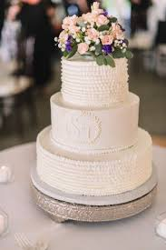 monogrammed wedding cakes. monogrammed wedding cake topper picturesque design 14 ruffled monogram with flower cakes d