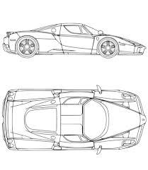 Disegno Di Ferrari Da Colorare Disegni Da Colorare E Stampare Gratis