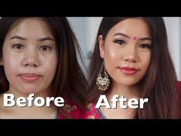 easy party makeup tutorial nepali makeuptutorial mamta duration 3 minutes 19 seconds