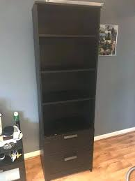 bookcase with drawers ikea storage shelves bedroom