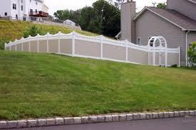 white privacy fence ideas. Vinyl Fence Ketcham Fenceketcham Ideas Of Trellis White Privacy T