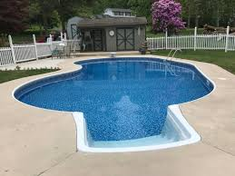 vinyl liners picture pool covers