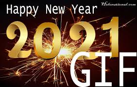 Happy New Year 2021 Gif
