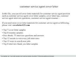 Sample Resume For Customer Service Agent Sample Resume For Customer