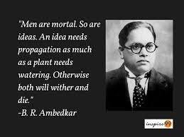 Constitution Quotes Cool 48 Brilliant Quotes And Thoughts By Ambedkar Ambedkar Quotes On