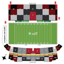 Single Game Seats Ottawa Redblacks