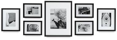 multiple picture frames. 7pc_black.jpg Multiple Picture Frames