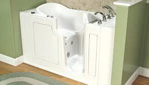 safe step walk in tub cost average s walk in bathtub guide safe step walk in acrylic tub surround installation cost